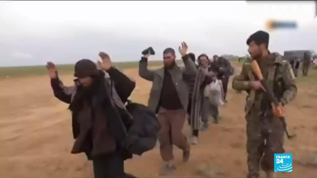 Irak : six Français de l'EI condamnés à mort en trois jours