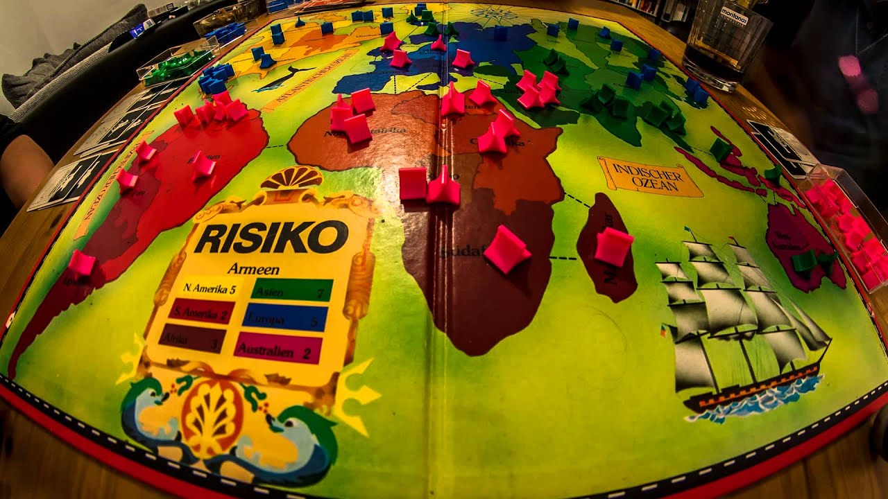 Risiko Spiel