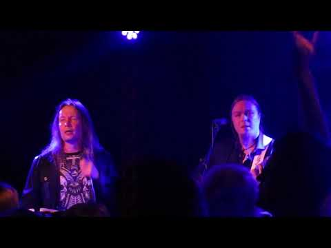 Stratovarius Duo : Holy diver, Live at Ihku Bar, Oulu, Finland