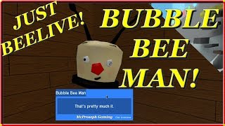 🎄 BELIEVE IN BUBBLE BEE MAN 🎄 - QUEST HELPER - 🐝 ROBLOX BEE SIMULATOR 🐝