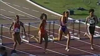 2003 ncaa 100m hurdles Lolo Jones