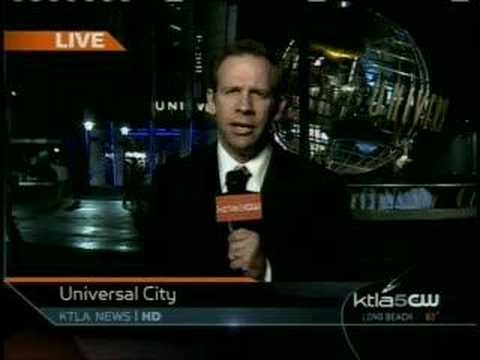 Cause of Universal Studios fire explained - June 2, 2008