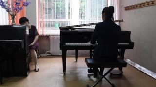 �������� ���� Вальс П.И.Чайковского.Играет Аурелия Акмуллаева.26.0517 ������