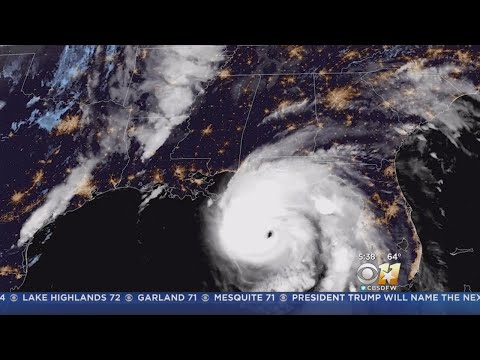 Florida Braces For Hurricane Michael, Now A Category 4 Storm