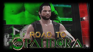 FaM: Road to Pandora - Andy Challenges Ranik! (WWE 2K16)