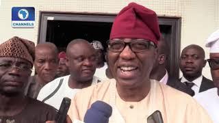 Gbenga Daniel My People Say I Must Lead Them To APC