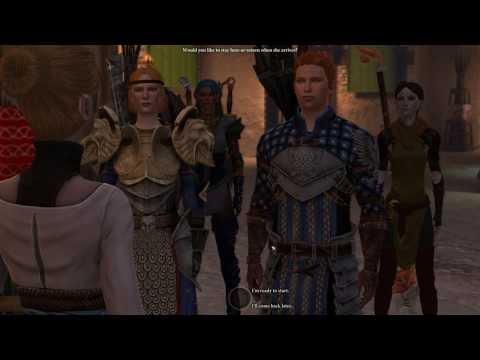 Gay Let's Play Dragon Age 2 - Part 73 Somniari