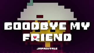 Gambar cover Goodbye My Friend