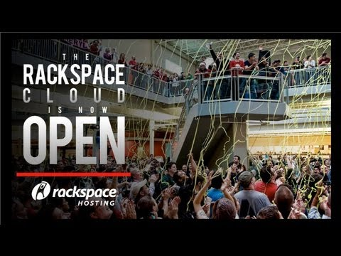 NextGen - The Rackspace Cloud is Now OPEN
