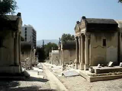 Saint Pierre cemetery Marseilles, France