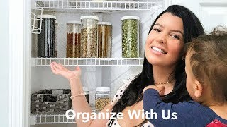 Pantry Organization 2018 | Organize With Me | Tips and Tricks