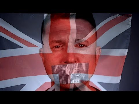 Tommy Robinson and The Destruction of Free Speech in the UK