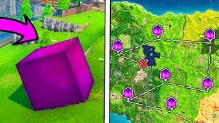 *THE TRUTH REVEALED* FORTNITE CUBE FINAL DESTINATION..