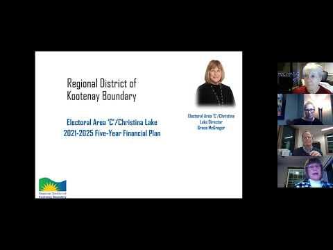 Area C/Christina Lake Virtual Town Hall