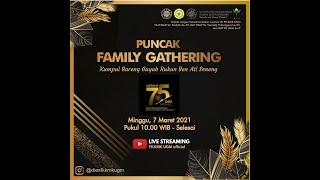 Family Gathering 2021, memperingati Dies Natalis Ke-75 dan Lustrum XV FK-KMK UGM