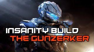 MASS EFFECT: ANDROMEDA Insanity Soldier Build - The GUNZERKER