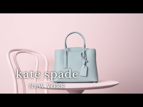 The Margaux Satchel Is Irresistible In A Big Way | Kate Spade New York