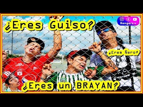 ¿Cómo saber  si eres un BRAYAN? (Remake) || Videos Rangers.v