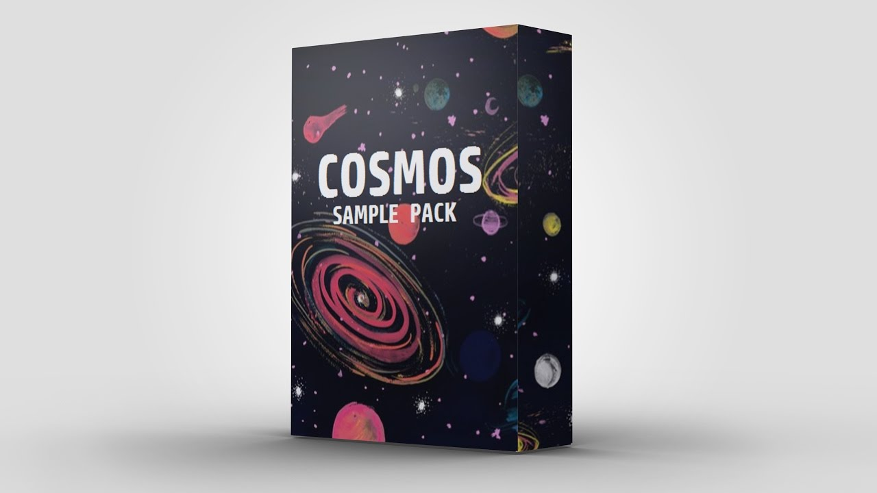 [SAMPLE PACK] COSMOS - UrBan Nerd Beats [Get It Now at urbannerdbeats com]