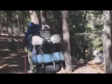 Crab Flats Road 3N16 - Deep Creek Backpack Trip