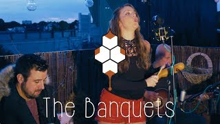 The Banquets - Mr Rochester (Live in the Hive)