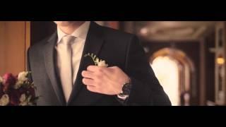 Свадьба в Сочи Антон и Екатерина / видеосъемка Розовый слон