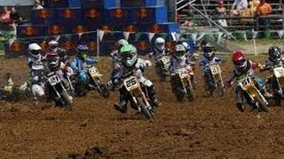 50cc 2-Stroke RACE @ BIG NASTY ATV PARK
