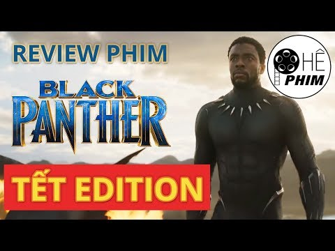 Review phim BLACK PANTHER