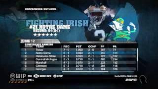 Utopia Video Podcast - NCAA Basketball 09 News, Custom Conferences in NCAA Football 10