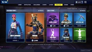 🔴  *NEW* FORTNITE ITEM SHOP COUNTDOWN! February 18th - (Fortnite Livestream)