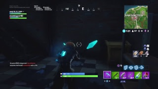 Fortnite Halloween 2018 going for OG song :)
