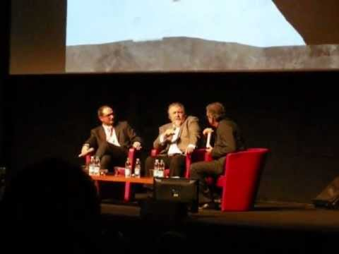 Walter Hill Masterclass at Rome Film Festival 2012
