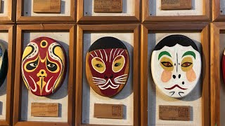 Travel vlog Temples in Miaoli Country and Face Mask Museum in Sanji