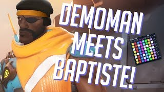 DEMOMAN MEETS BAPTISTE!?! Soundboard Pranks in Overwatch! *Hil…