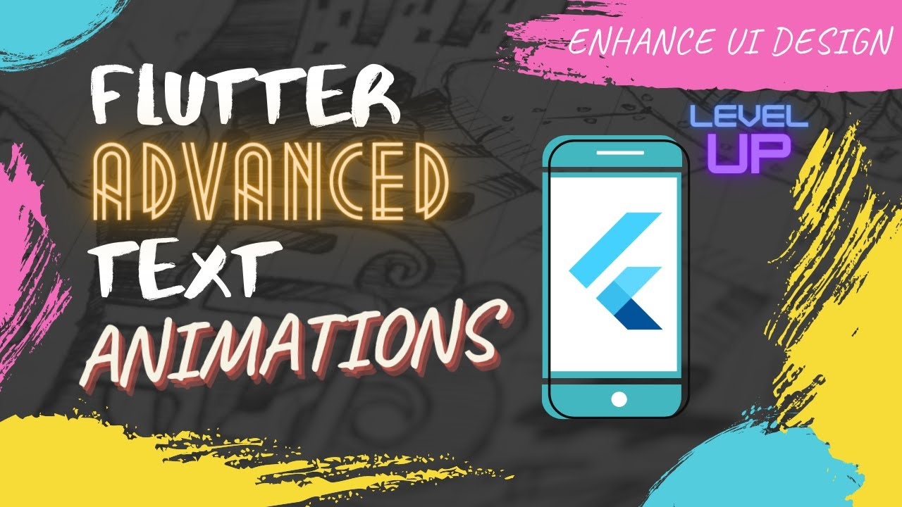 Flutter Advanced Text Animations || Playing With Texts || Enhance UI Design