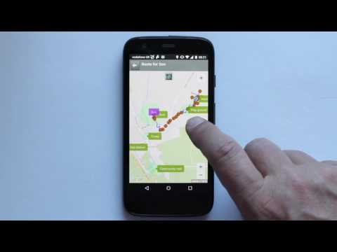 Trusted GPS Tracker: lets you know if a persons phone is working