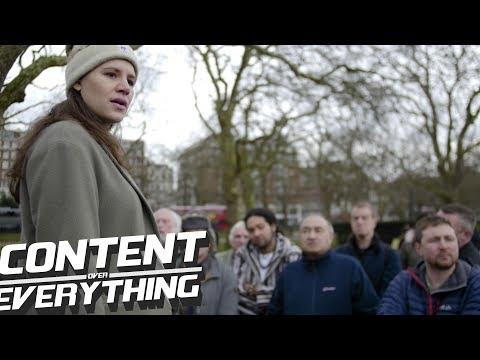 Women Against Feminism - Natty | Speakers Corner Hyde Park
