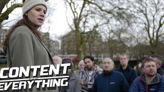 Women Against Feminism - Natty   Speakers Corner Hyde Park