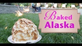 How To Make A Baked Alaska With Friends
