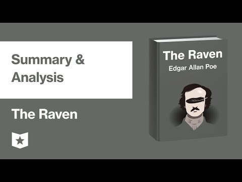 The Raven By Edgar Allan Poe | Summary & Analysis