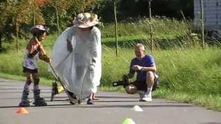 Srlínský IN-LINE závod 2013 - 3.ročník - Děti - Hokejka
