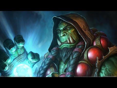 видео: heroes of the storm: Вождь Тралл! Интерактивные фразы (нормальный Тралл)