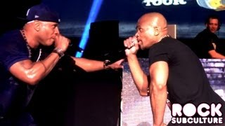 LL Cool J & DMC perform Run-DMC