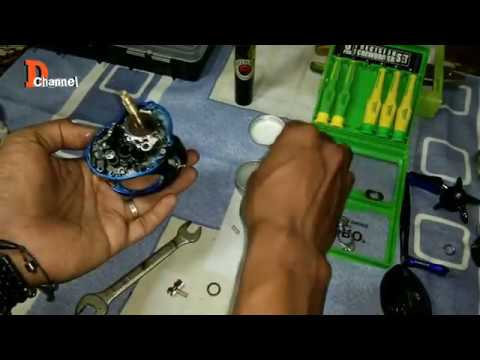 How To Clean Your Fishing Reel | Abu Garcia Blue Max-L.