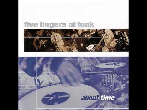 The Five Fingers Of Funk - Let It Flow