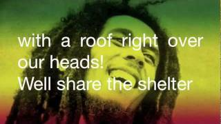 Repeat youtube video Is this love - bob marley lyrics