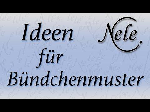 Bündchenmuster Ideen für Anfänger - Bündchen stricken, DIY Anleitung by NeleC.