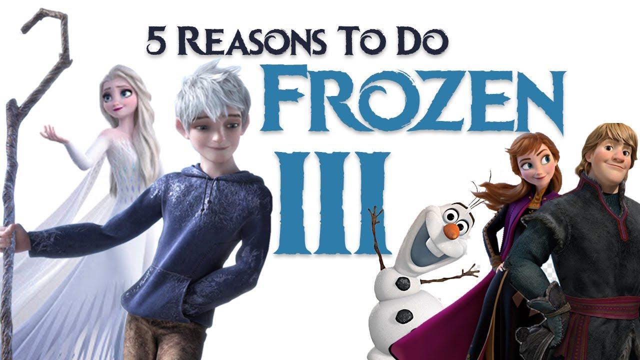 Download Disney Frozen 3 Movie Concepts | 5 Reasons to do Disney Frozen 3 | Frozen 2 Best Scenes | Frozen 2