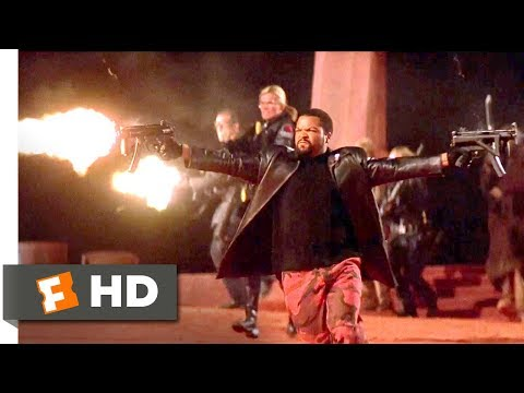 John Carpenters Ghosts of Mars 2001  Battling the Possessed Scene 510  Movieclips
