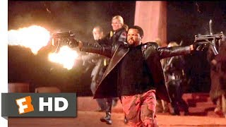 John Carpenter's Ghosts of Mars (2001) - Battling the Possessed Scene (5/10) | Movieclips